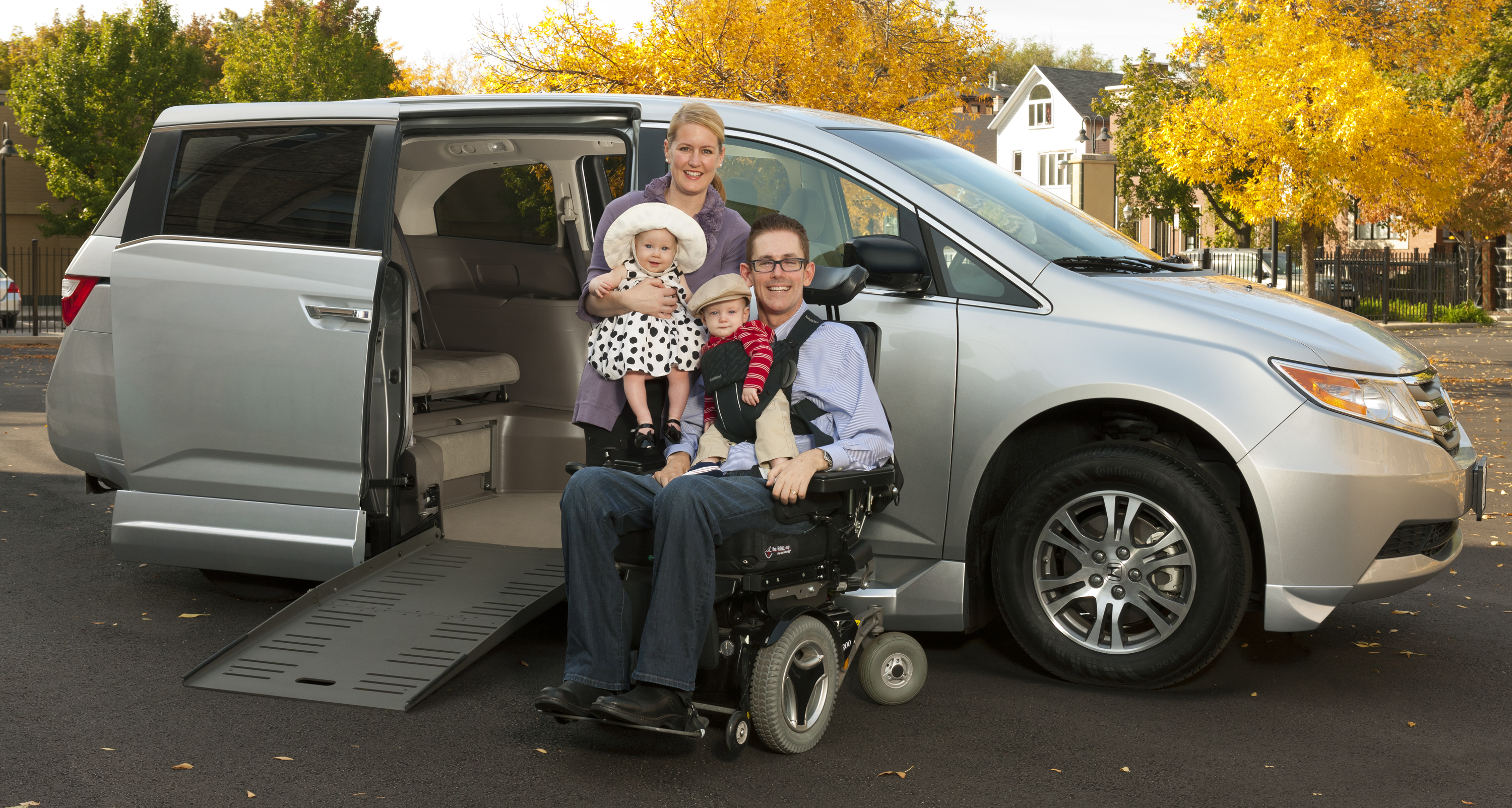 Wheelchair Van Rentals in NJ - New Jersey - NY - New York