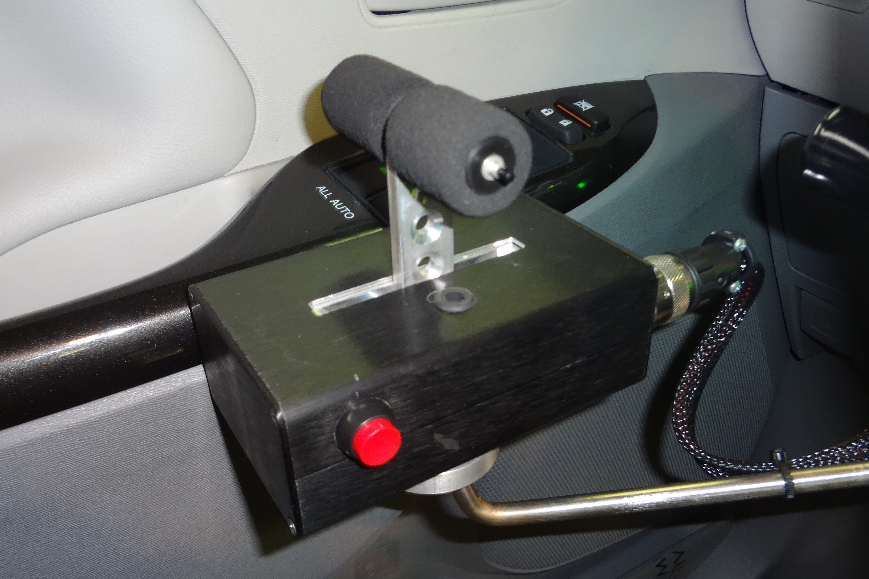 Hi Tech Driving Controls Drive Master Mobility How To Install Your Brake Control Pgb Power Gas And Ez Touch Electronic Brake2 Small