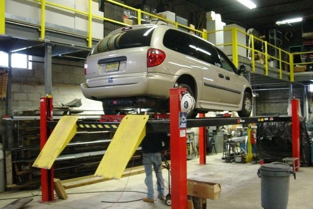 Handicap Van Service and Repairs - New Jersey and New York