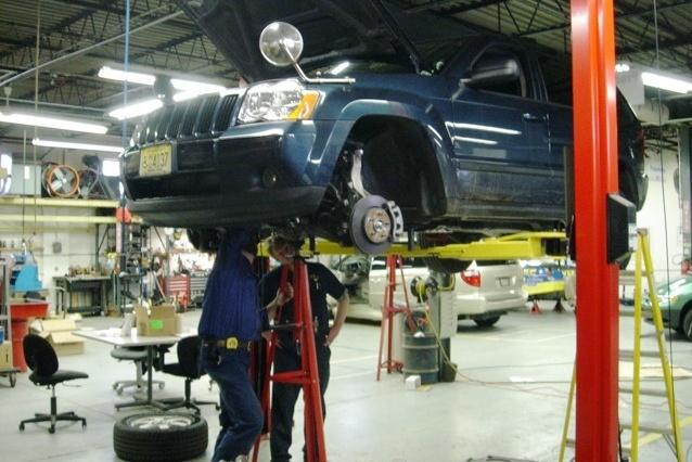 Service and Repair Handicap Driving Modifications - NJ and NY