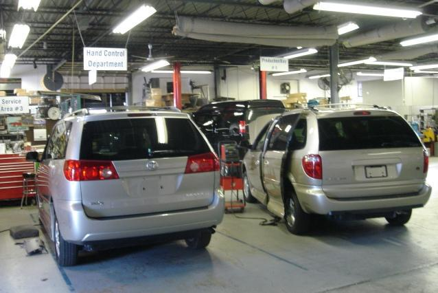 Wheelchair Van Service and Repairs - NJ and NY