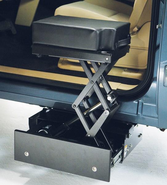 Taller Seat Pad