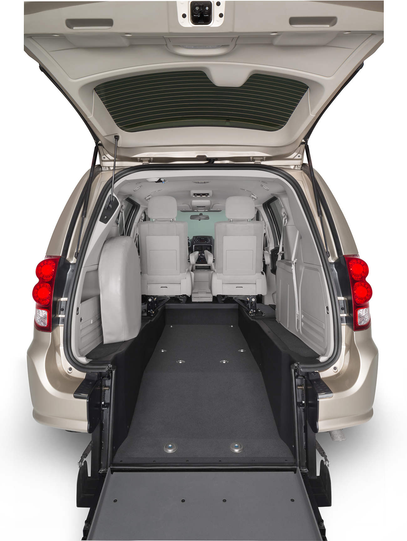 Honda Dealers Nj >> Dodge Chrysler Rear Entry Hatch Rear View | Drive Master ...