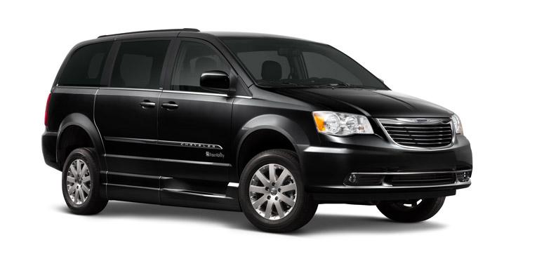 Chrysler Town And Country Wheelchair Van Brilliant Black Cry on Dodge Caravan Wiring