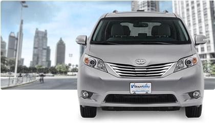 Toyota Rampvan XT Wheelchair Van