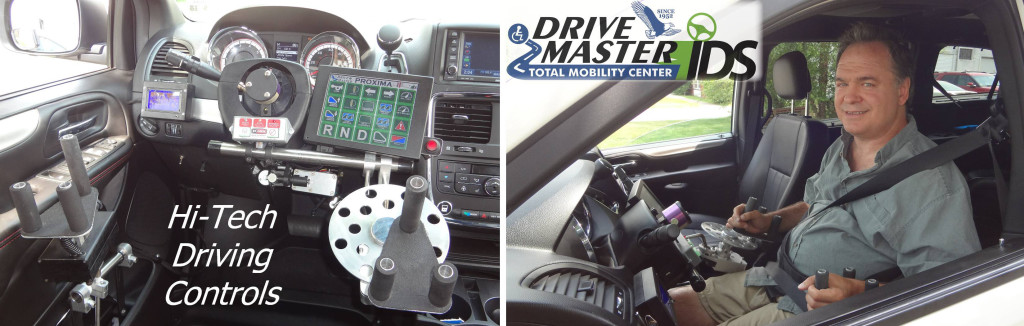 Drive Master IDS Hi Tech Adaptive Driving Controls in NJ