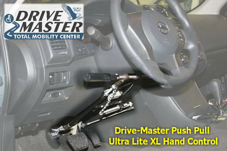 Drive Master Mobility Hand Controls in New Jersey - New York