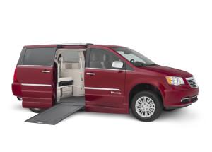 Dodge Chrysler Braun Entervan In Floor