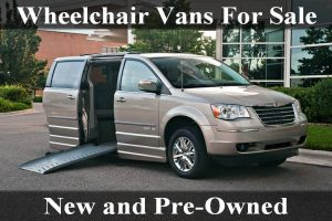 Wheelchair Vans - Handicap Vans - New and Used - For Sale in NJ