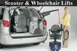 Bruno - Harmar - Wheelchair Scooter LIfts - New Jersey - New York