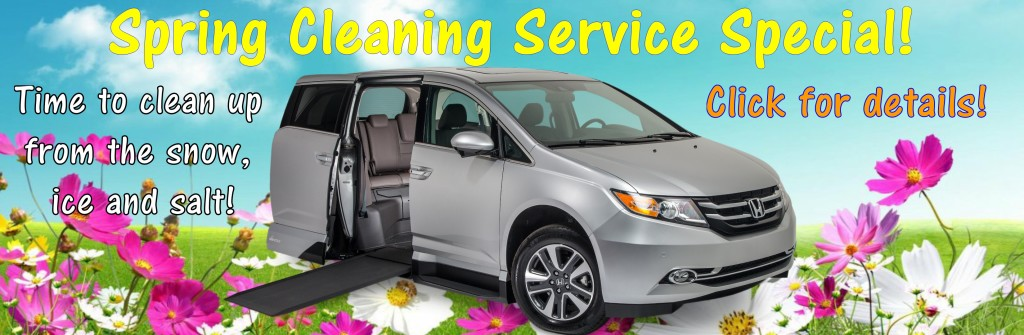 Spring Service Special Home Page