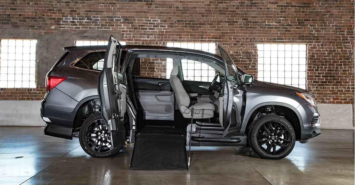 Dodge Dealers In Nj >> VMI Honda Pilot 2 | Drive Master Mobility