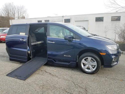 2019 Honda Odyssey EX BraunAbility Power In-Floor | Drive ...
